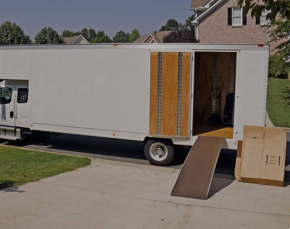 Moving Truck Loading